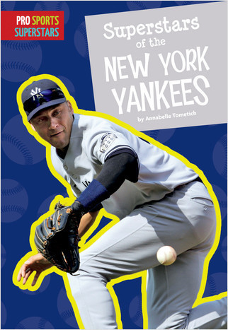 Cover: Superstars of the New York Yankees