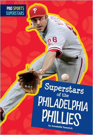 Cover: Superstars of the Philadelphia Phillies