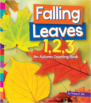 Cover: Falling Leaves 1,2,3: An Autumn Counting Book