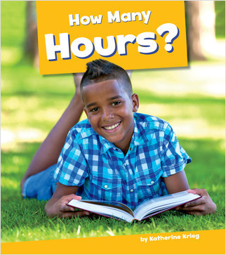 Cover: How Many Hours?