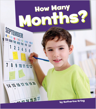 Cover: How Many Months?