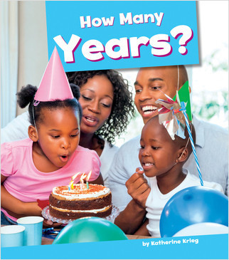 Cover: How Many Years?