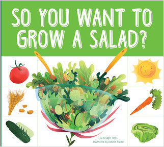 Cover: So You Want to Grow a Salad?