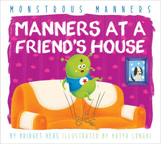 Cover: Manners at a Friend's House