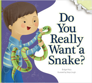 Cover: Do You Really Want a Snake?