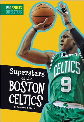 Cover: Superstars of the Boston Celtics