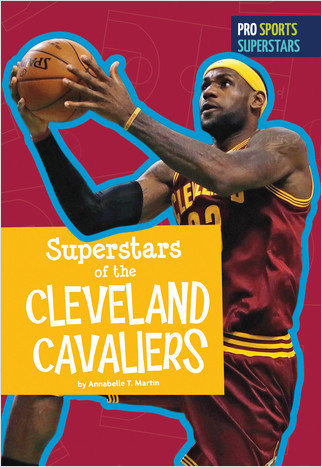 Cover: Superstars of the Cleveland Cavaliers
