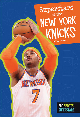 Cover: Superstars of the New York Knicks
