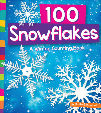 Cover: 100 Snowflakes: A Winter Counting Book