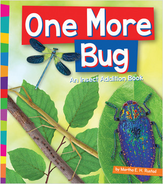 Cover: One More Bug: An Insect Addition Book
