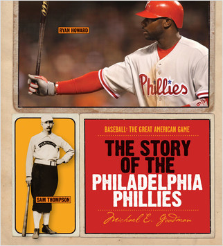 Cover: The Story of Philadelphia Phillies
