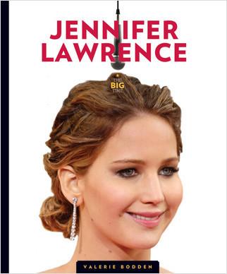 Cover: Jennifer Lawrence
