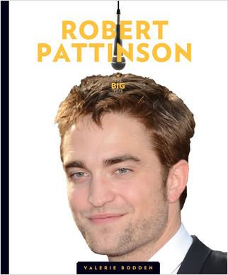 Cover: Robert Pattinson