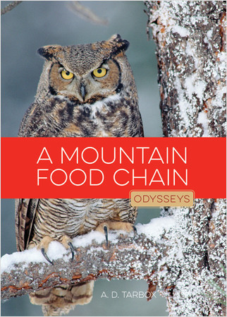 Cover: A Mountain Food Chain
