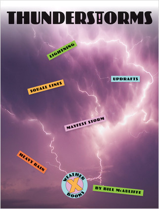 Cover: Thunderstorms
