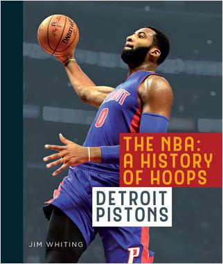 Cover: Detroit Pistons