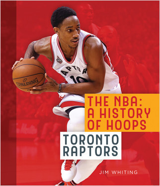 Cover: Toronto Raptors