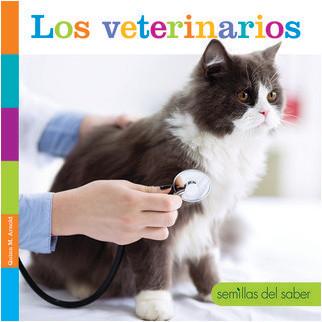 Cover: Los veterinarios (Veterinarians)
