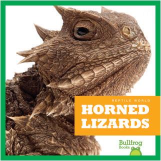 Cover: Horned Lizards