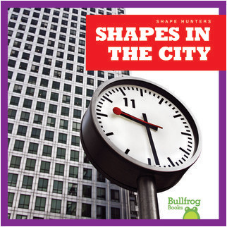Cover: Shapes in the City