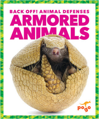 Cover: Armored Animals