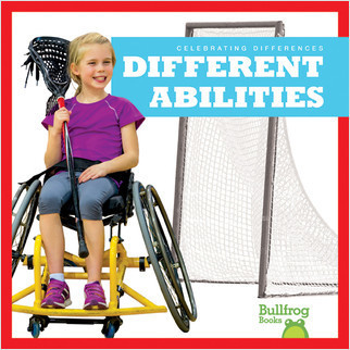 Cover: Different Abilities