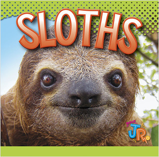 Cover: Awesome Animal Lives: Sloths