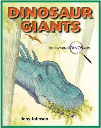 Cover: Dinosaur Giants