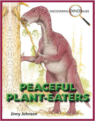 Cover: Peaceful PlantEaters