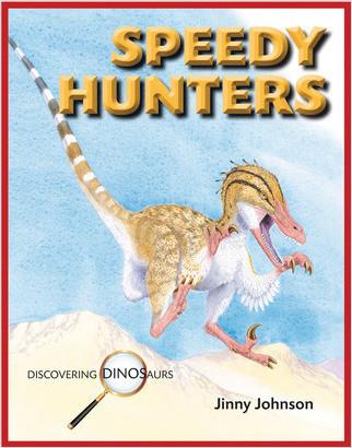 Cover: Speedy Hunters
