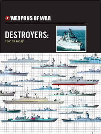 Cover: Destroyers: 1945 to Today