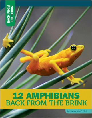 Cover: 12 Amphibians Back from the Brink