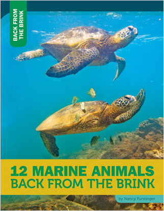 Cover: 12 Marine Animals Back from the Brink