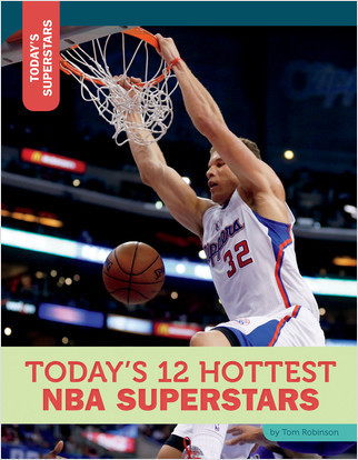 Cover: Today's 12 Hottest NBA Superstars