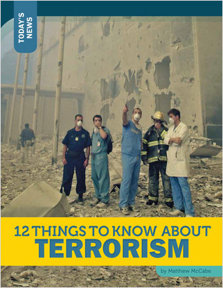 Cover: 12 Things to Know about Terrorism