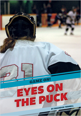 Cover: Eyes on the Puck
