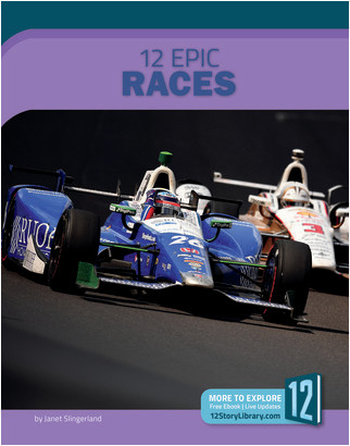 Cover: 12 Epic Races