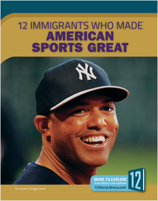 Cover: 12 Immigrants Who Made American Sports Great