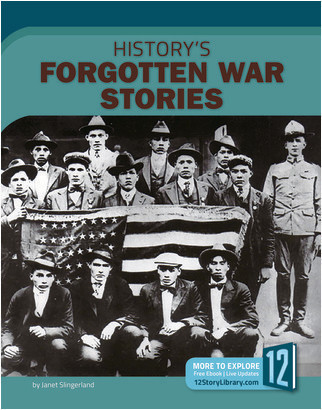 Cover: History's Forgotten War Stories