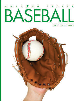 Cover: Amazing Sports: Baseball