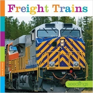 Cover: Seedlings: Trains: Freight Trains
