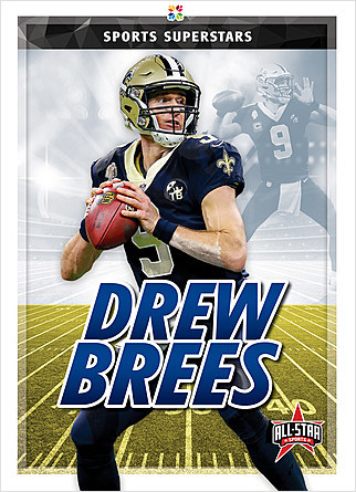 Cover: Drew Brees