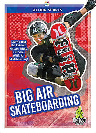 Cover: Big Air Skateboarding