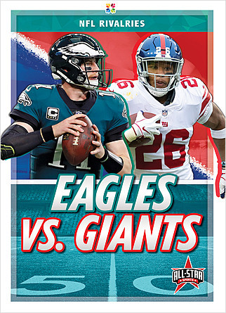 Cover: Eagles vs. Giants