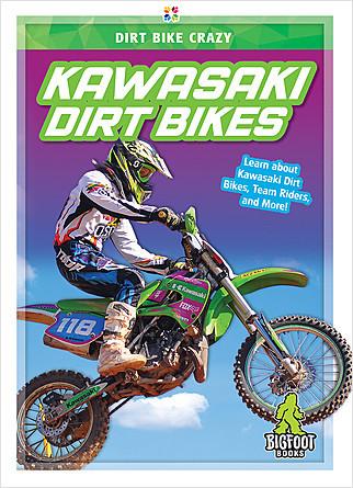 Cover: Kawasaki Dirt Bikes