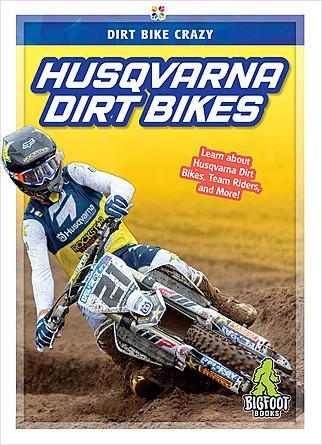 Cover: Husqvarna Dirt Bikes