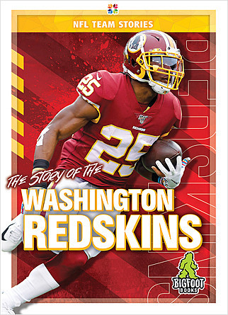 Cover: The Story of the Washington Redskins