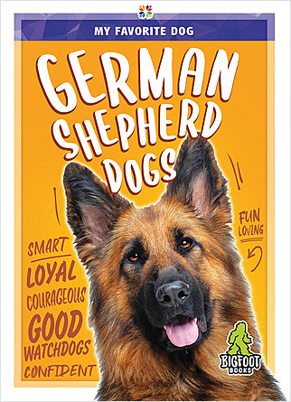 Cover: German Shepherd Dogs