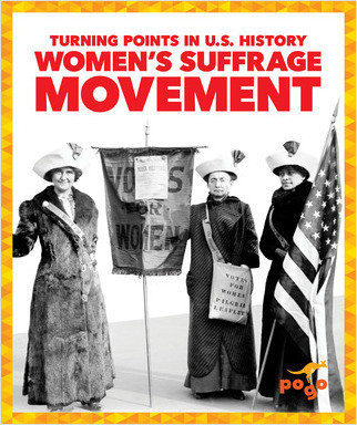 Cover: Women's Suffrage Movement