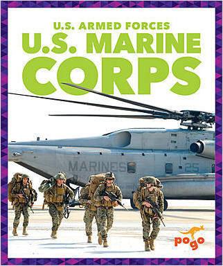 Cover: U.S. Marine Corps